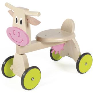 Loopfiets koe Marie Scratch - Lanoeka