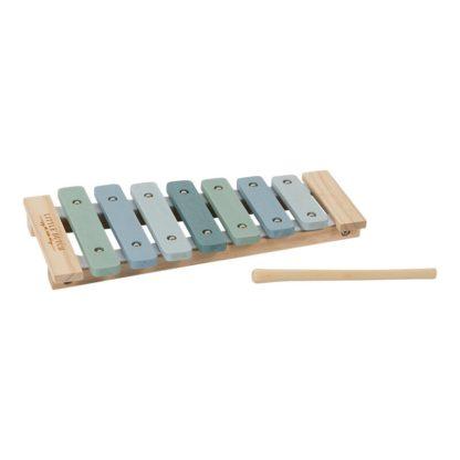 Xylofoon pastelblauw Little Dutch_Lanoeka_4411