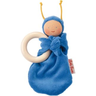 Organisch babyspeelgoed blauw_regenboogbaby_Kathe Kruse_0173730