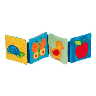Zacht babyboekje Goki_8665071