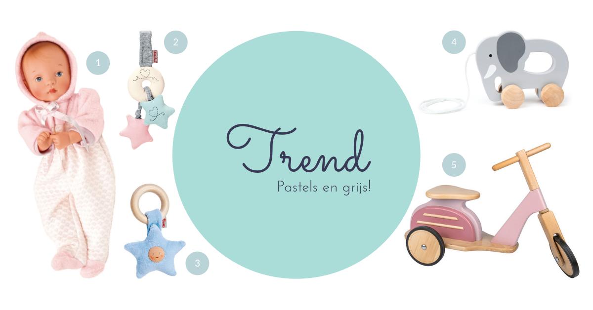 Zomerse kinderkamer_pastel en grijs speelgoed_Lanoeka blogpost