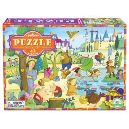 Puzzel sprookje-eeboo-9650438