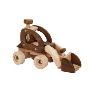 Speelgoed voertuig hout - Goki