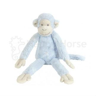 Knuffel aap blauw-Happy Horse-Lanoeka