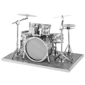 Leuke miniatuur puzzel drumstel