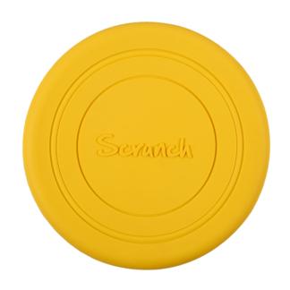 Scrunch frisbee geel - Lanoeka