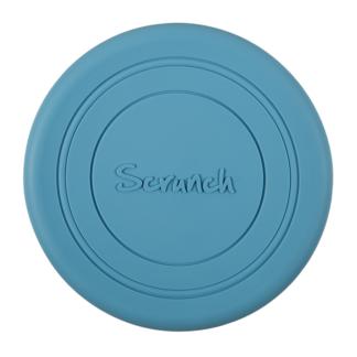 Scrunch frisbee pastelblauw - Lanoeka