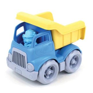 Green Toys kleine vrachtwagen - kiepwagen