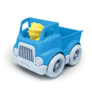 Green Toys mini vrachtwagen - mini pick-up truck