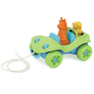 Trekspeelgoed jeep Green Toys