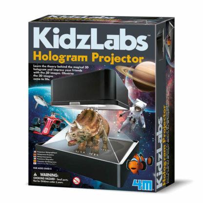 Hologram projector - speelgoed hologram 4M