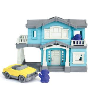 Green Toys huis - speelgoedhuis